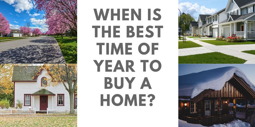 When is the Best Time of Year to Buy a Home in Vaughan, Ontario?